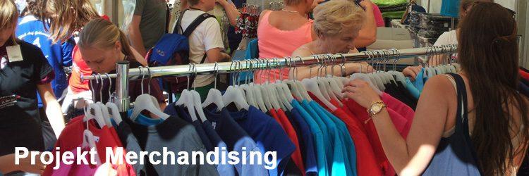 Projekt Merchandising