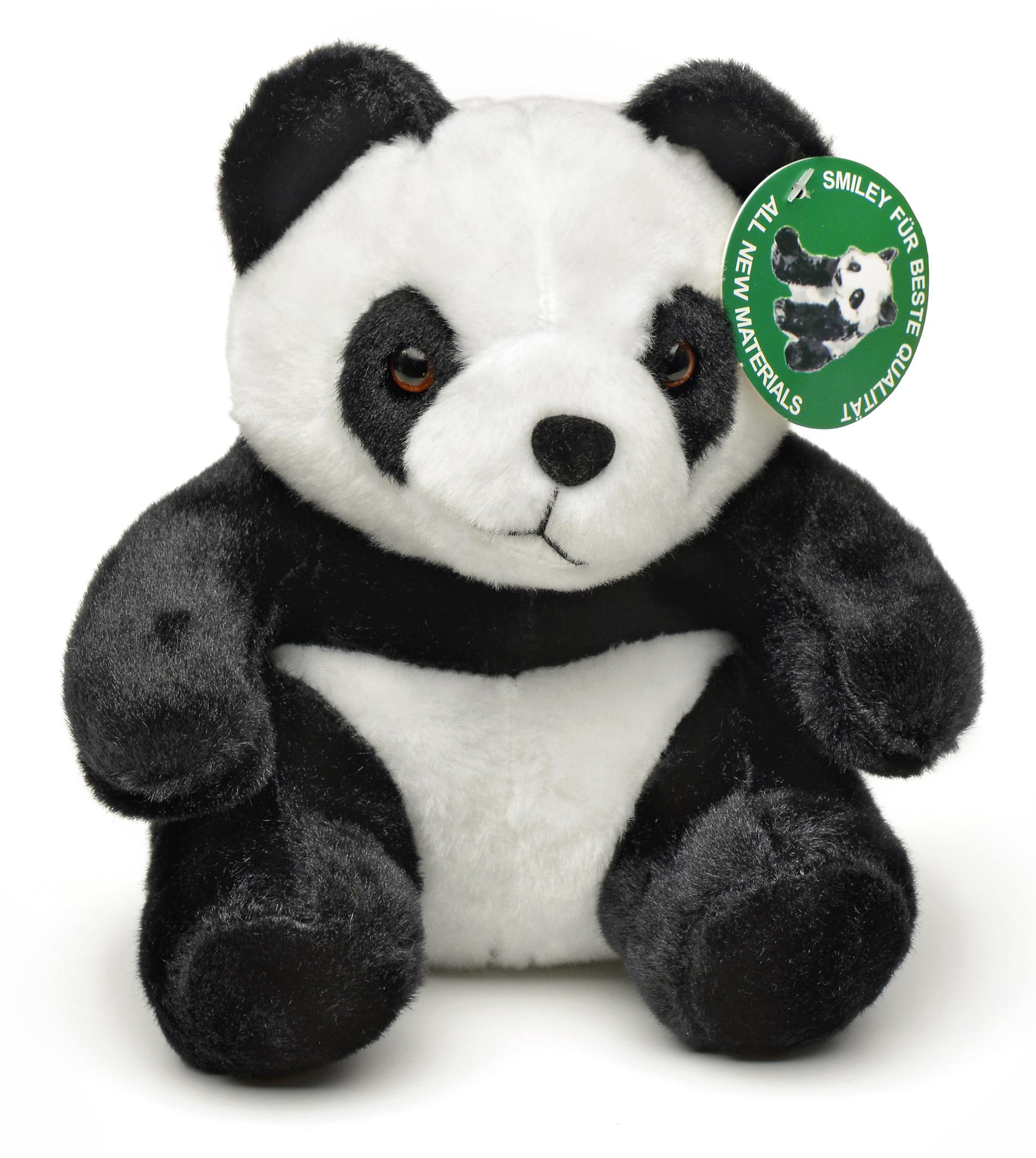 040-1020 Plüsch-Panda BERLIN