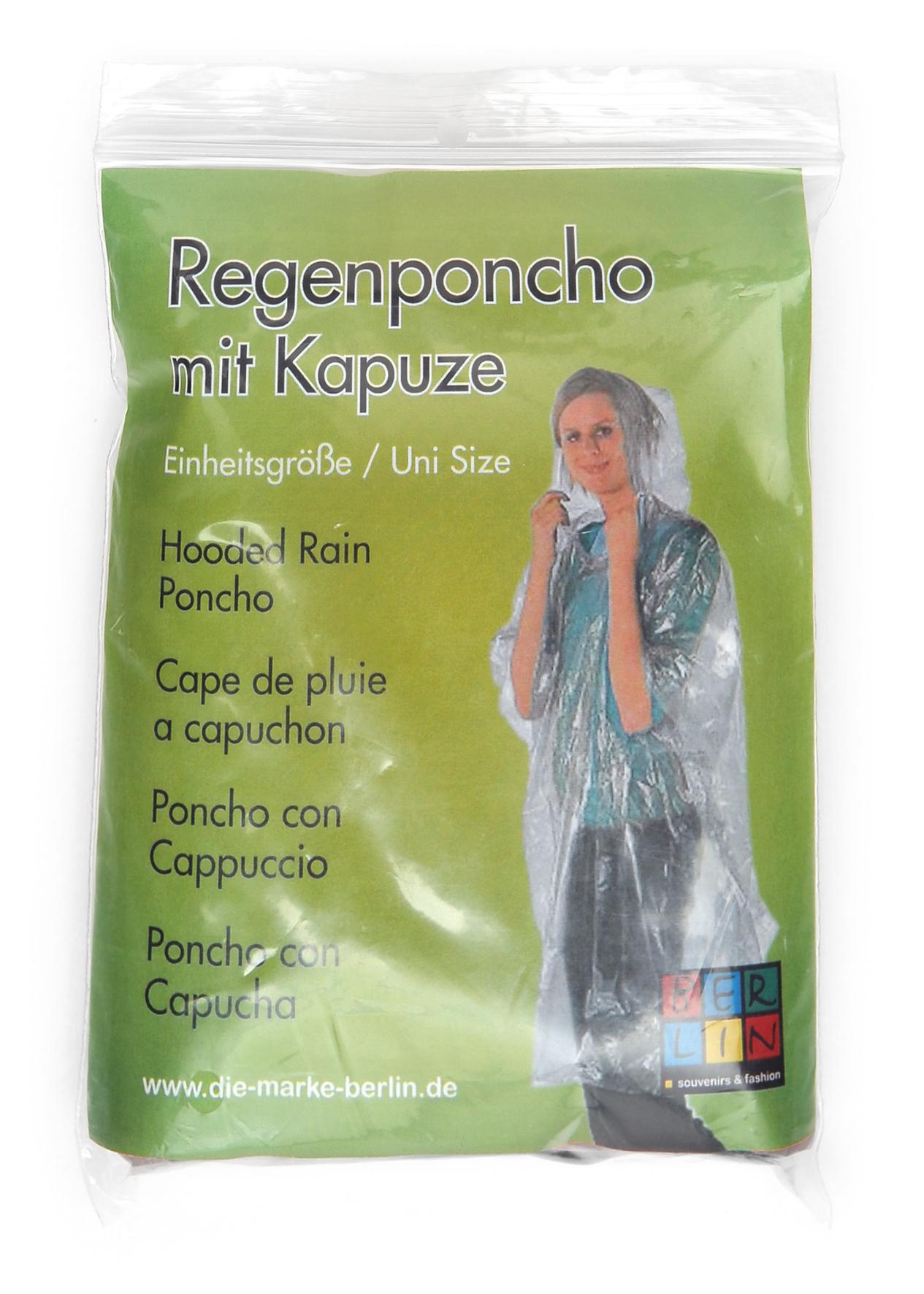 100-2050 Regenponcho