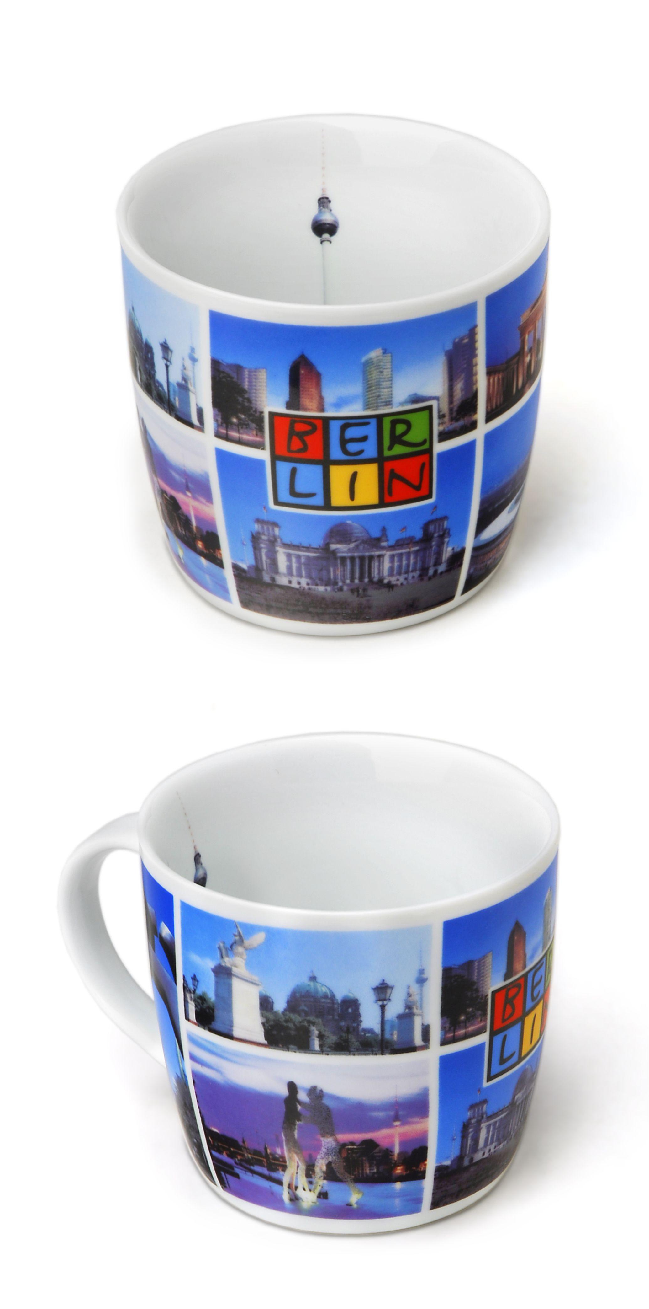 080-3009 Tasse BERLIN mit WEB