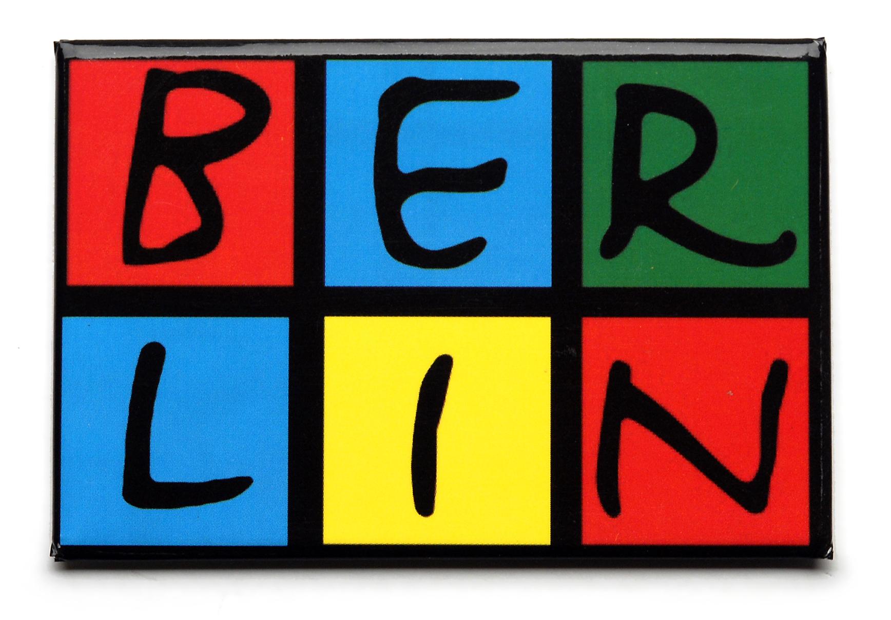 050-0020 Magnet BERLIN