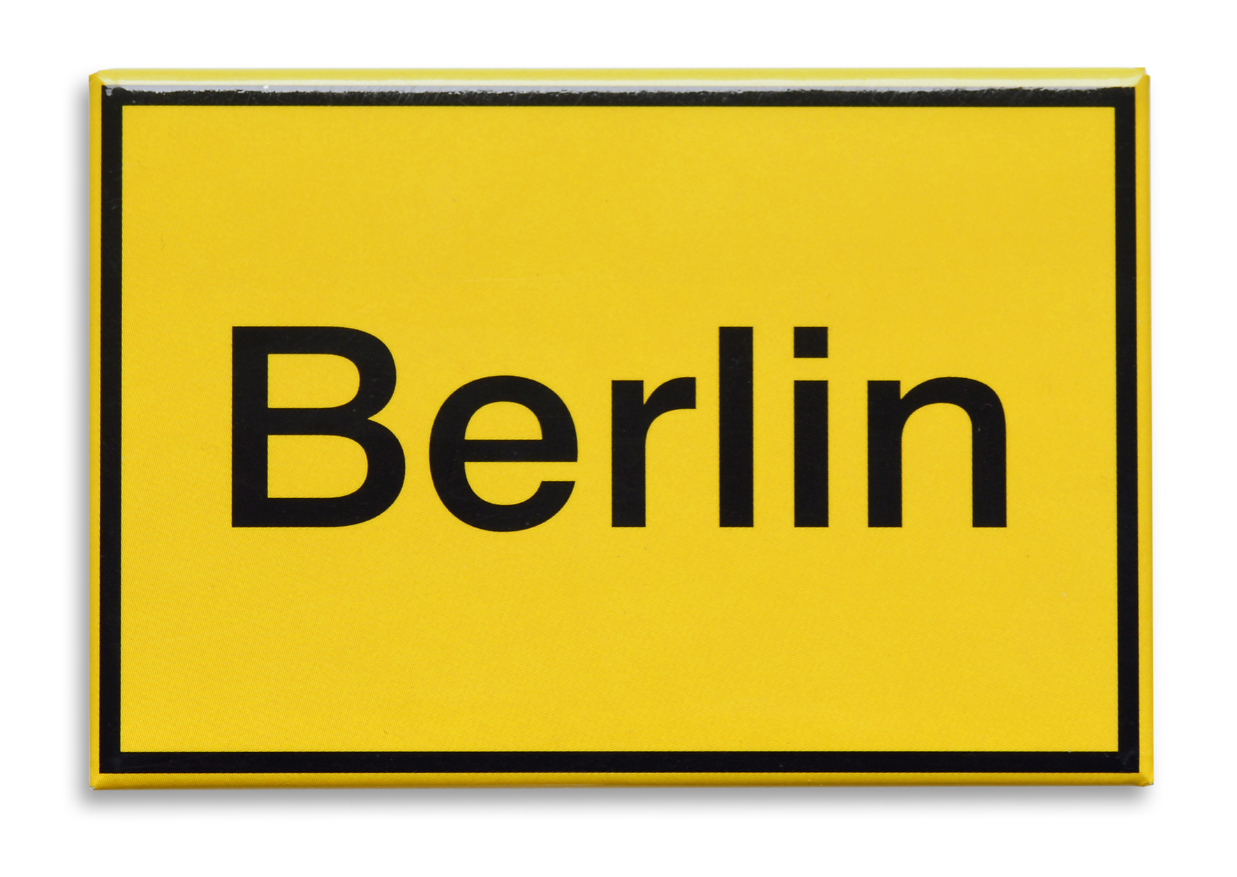 050-0021 Magnet,Berlin-Ortsschild
