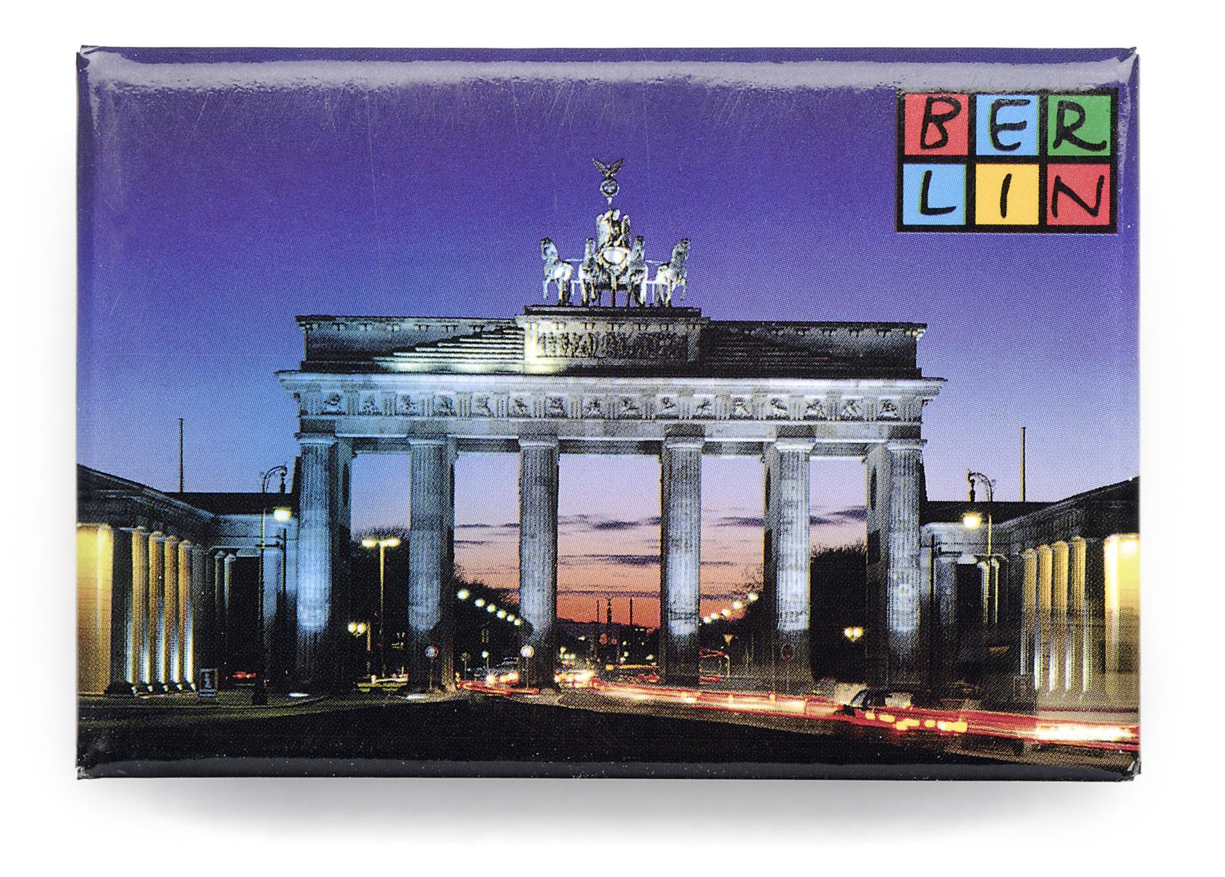 050-0025 Magnet, Brandenburger Tor
