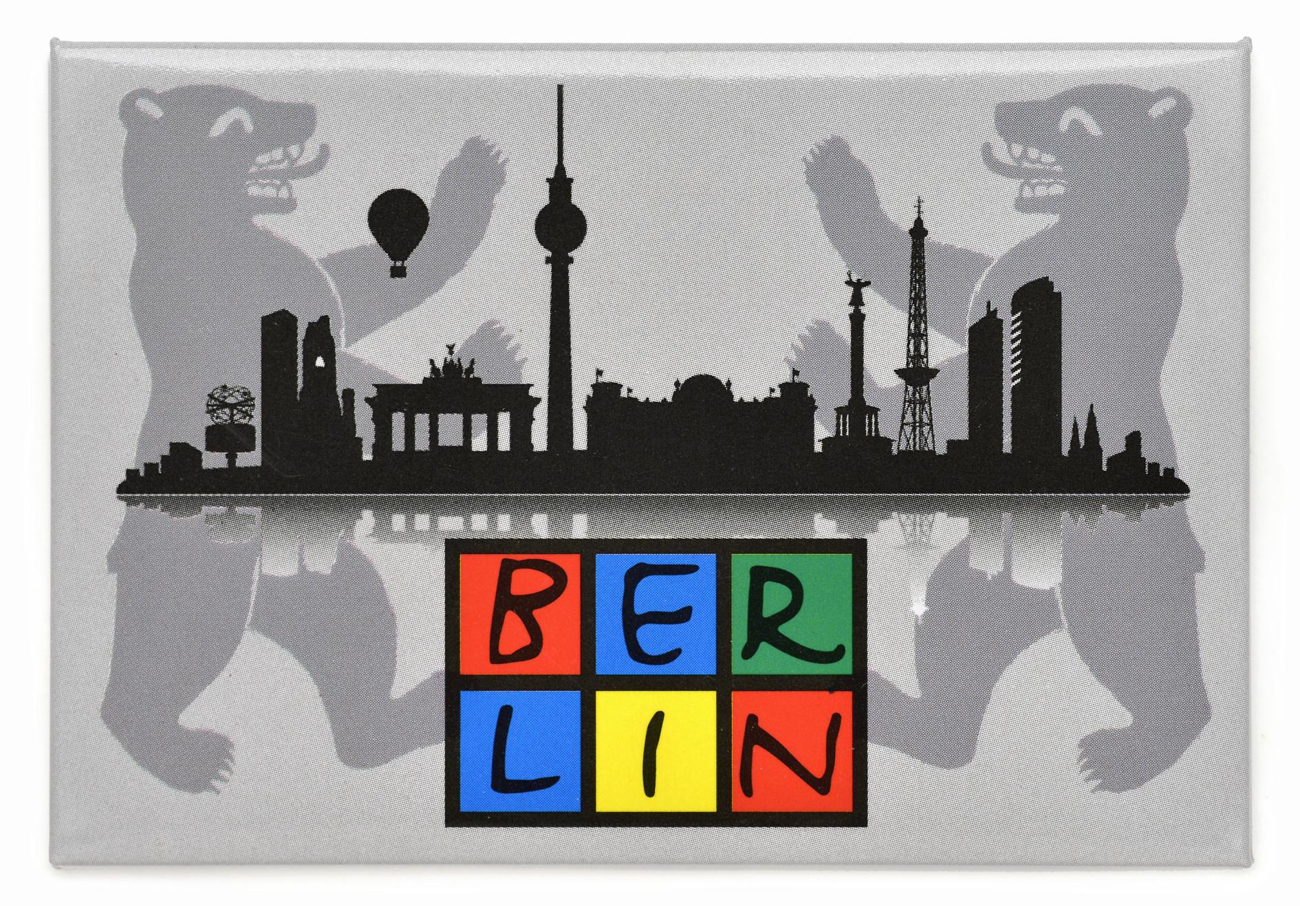 050-0048_Fotomagnet_BERLIN_Skyline_grau