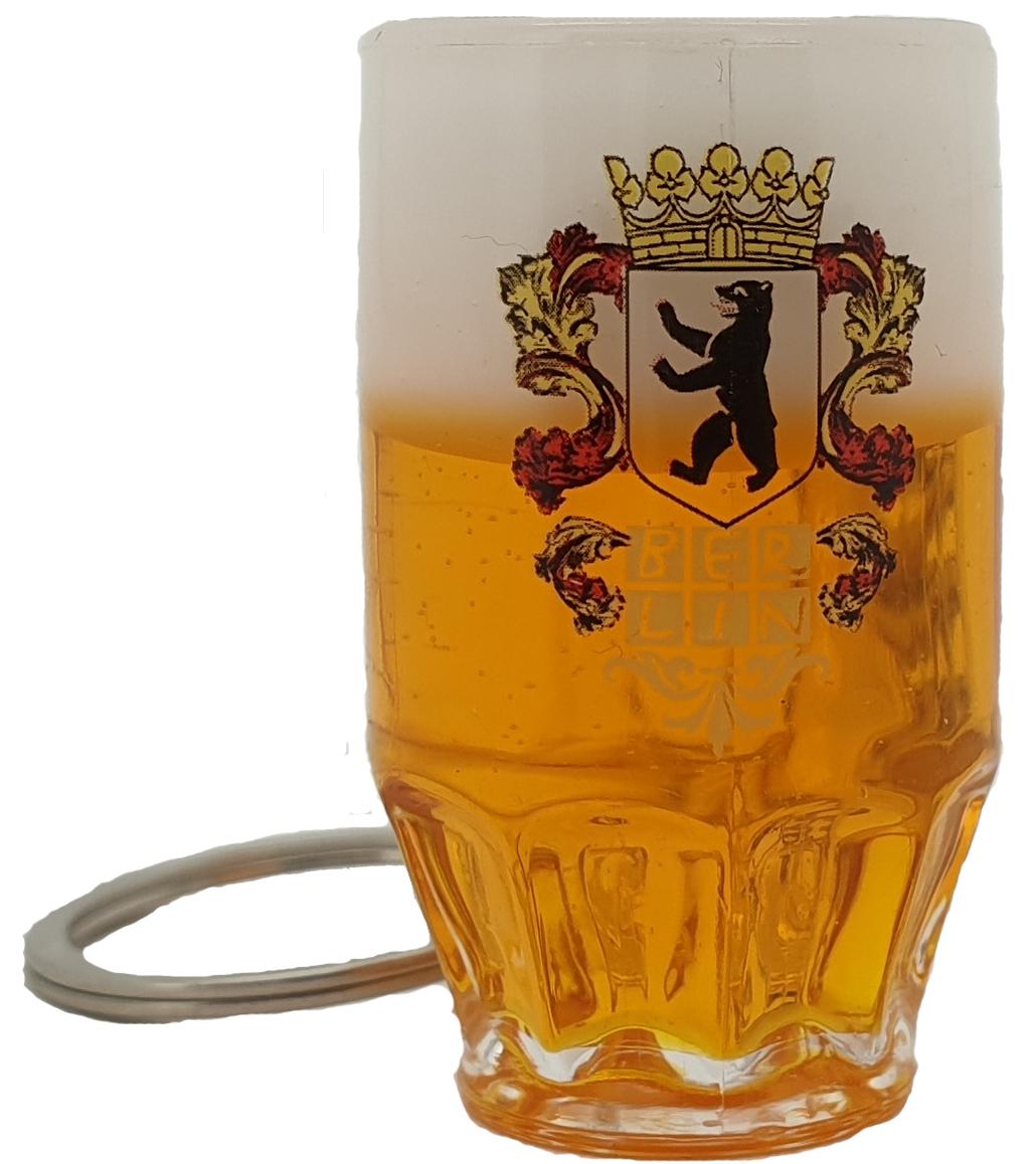 050-1018_Schlüssel. Bierseidel Wappen 1