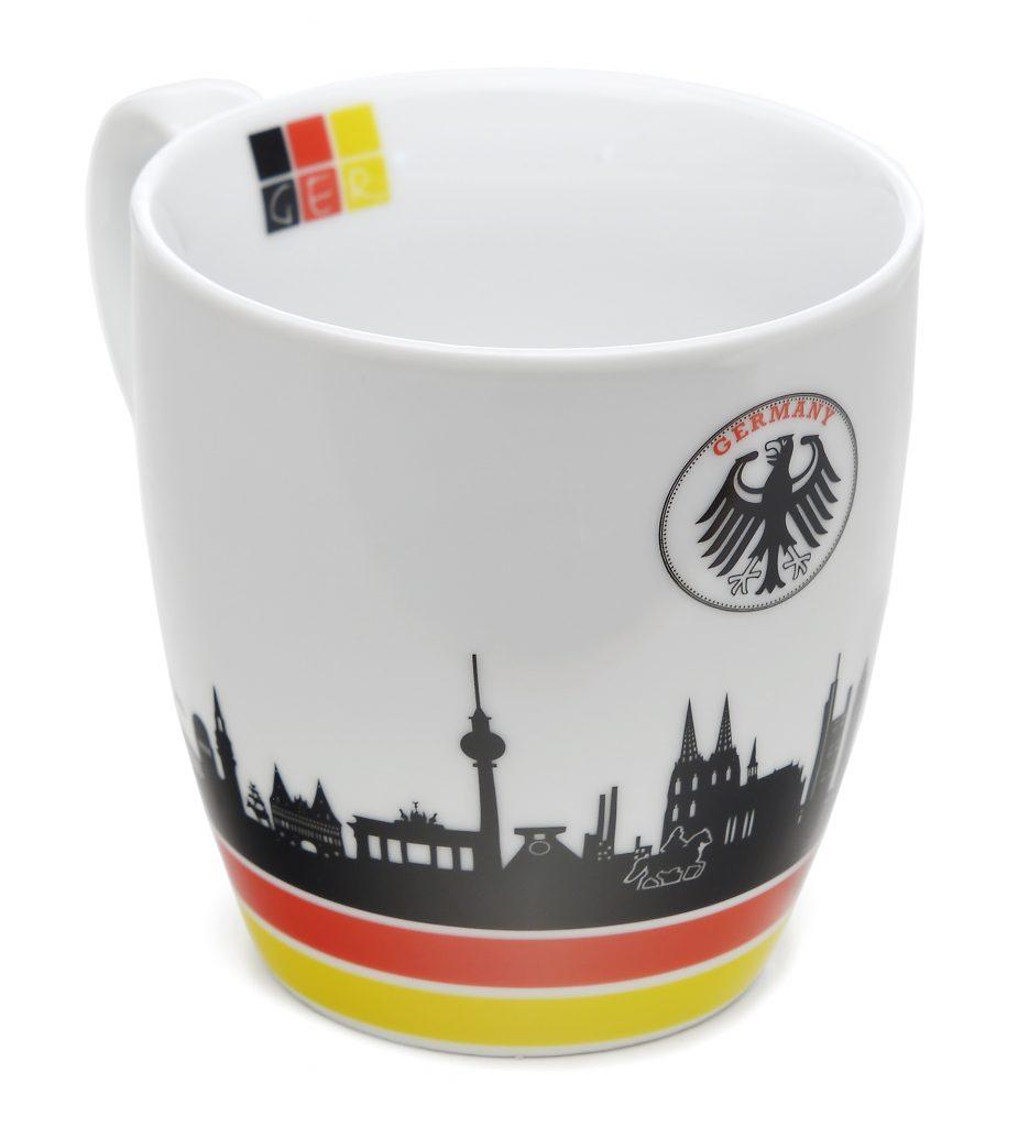 GER08-3030_Tasse_GERMANY_Wappen_weiss
