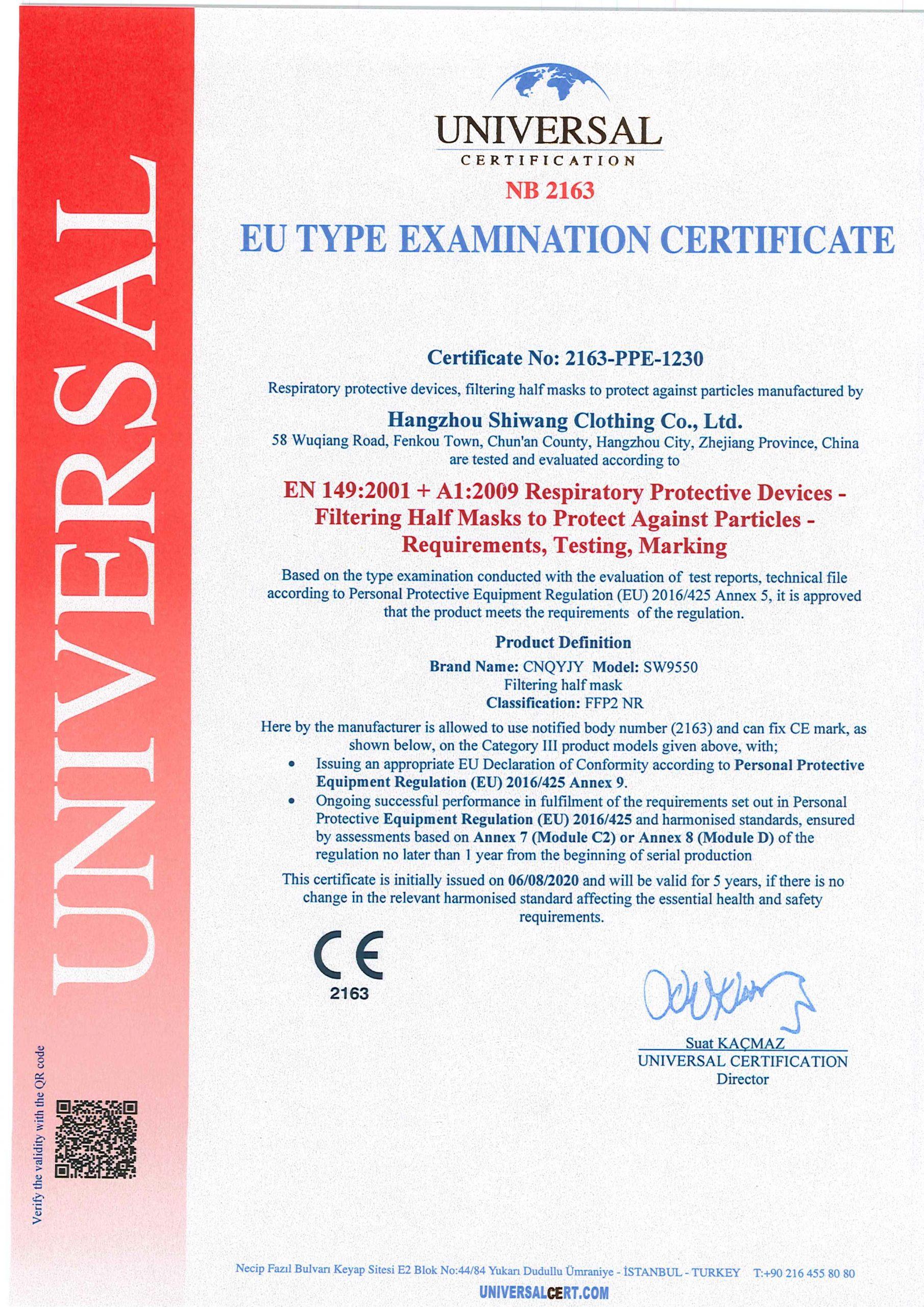 Certifikat_ sw9550