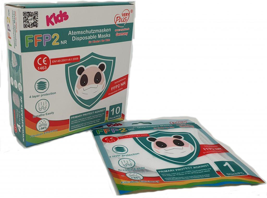 FFP2-Kinder